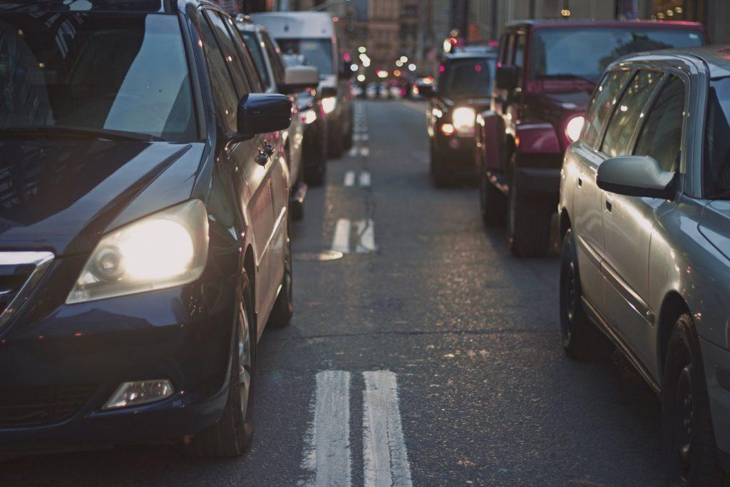 Ha már régen vezettél és félsz a zsúfolt városi forgalomtól.