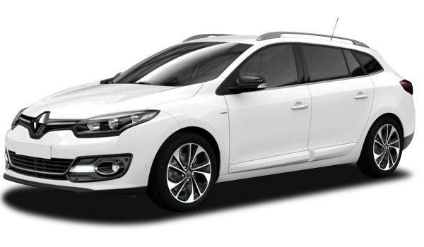 Renault Megane  Automata váltó TolatóradarDinamikus vezetési élmény