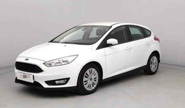 Ford Focus   Állítható kormány- és ülésmagasság  Könnyen kezelhető